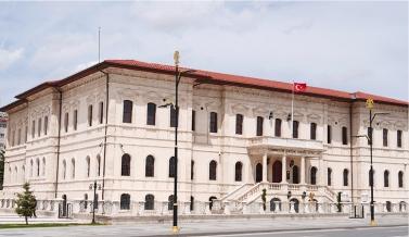 Atatürk ve Kongre Merkezi