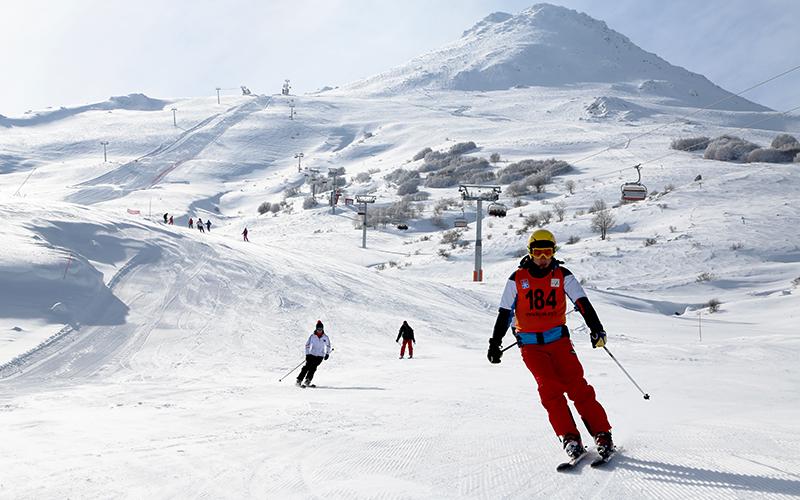 Yıldız Dağı Kayak Merkezi Resim