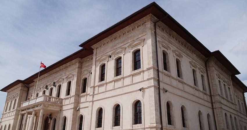 Atatürk ve Kongre Merkezi Resim